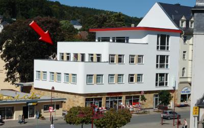 Aue - Büroräume im Zentrum